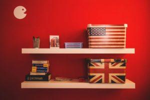 アメリカ・イギリス